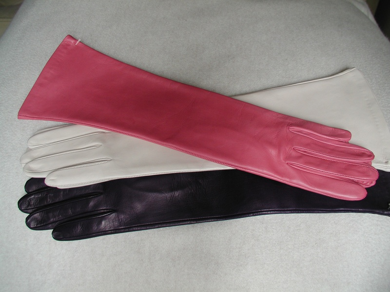 Classic Long with Silk Lining